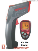 KM 690 NON -CONTACT INFRA RED THERMOMETER
