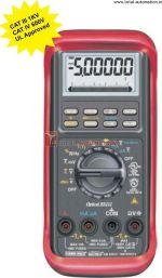 KM 859-HIGH SAFETY DIGITAL MULTIMETERS UL APPROVED
