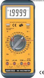 KM 405-TRUE RMS-DIGITAL MULTIMETER-KUSAM MECO