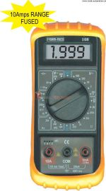 KM-108 -Kusam Meco-DIGIT 1999 COUNTS DIGITAL MULTIMETER