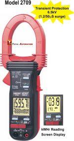 KM 2709-Kusam Meco-3 PHASE POWER CLAMP-ON METER-