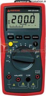 HVAC-digital-mulitmeter-AM520-Amprobe