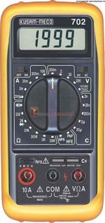 KM 702-Kusam Meco-DIGIT 2000 COUNTS DIGITAL MULTIMETER