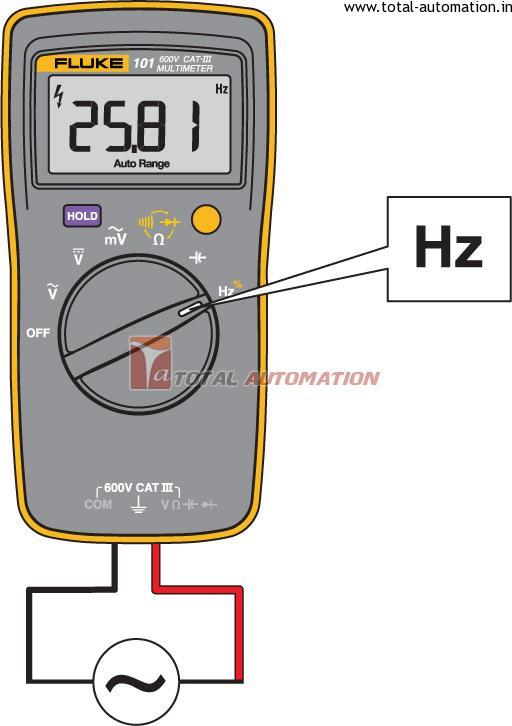 Fluke 101 Multimeter Basic Digital Multimeter By Fluke