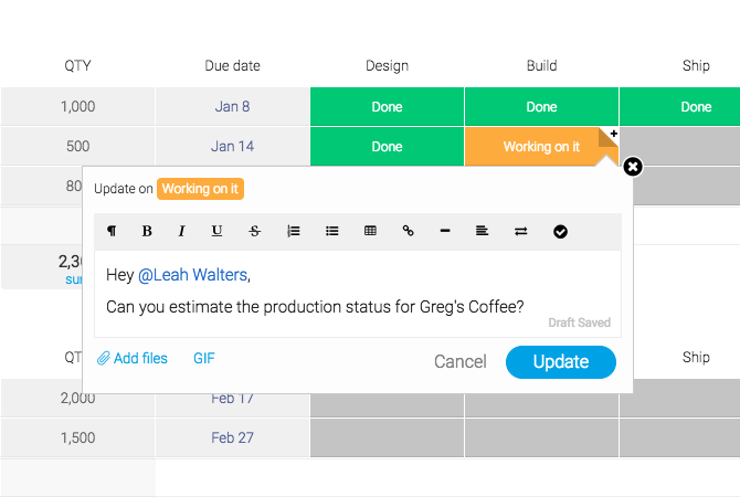 workflow collaboration