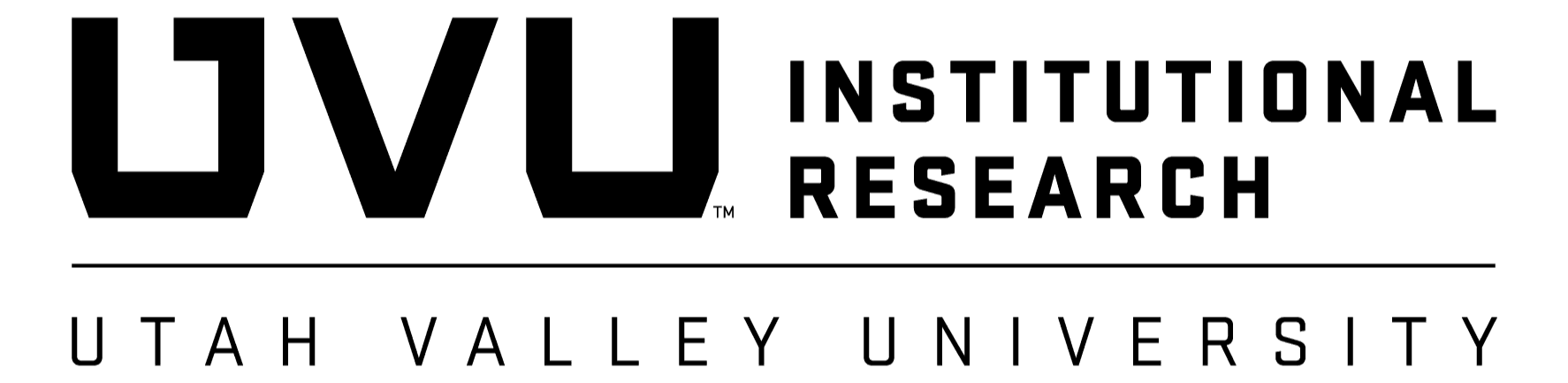 Utah Valley University - Institutional Research