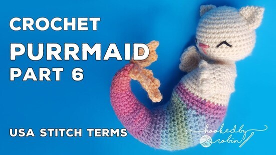 Create your own Amigurumi Purrmaid