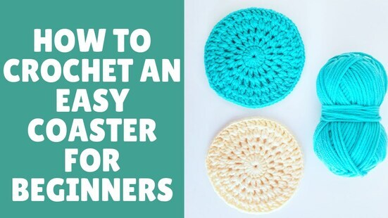 Create your own Flat Circle Coaster