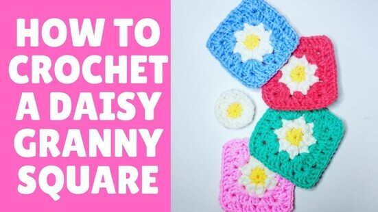 Create your own Daisy Granny Square