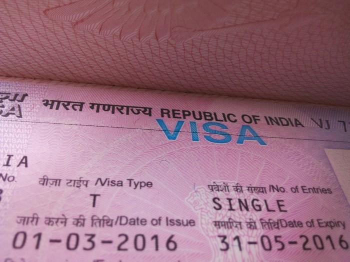 Самостоятельное оформление визы в Индию