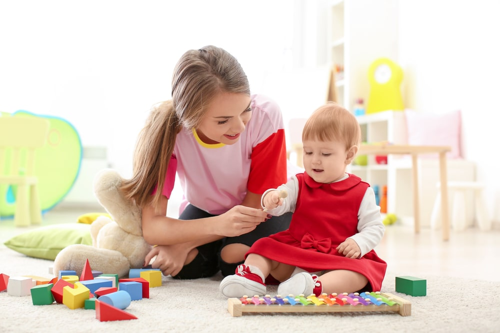 Montessori English Nanny photo