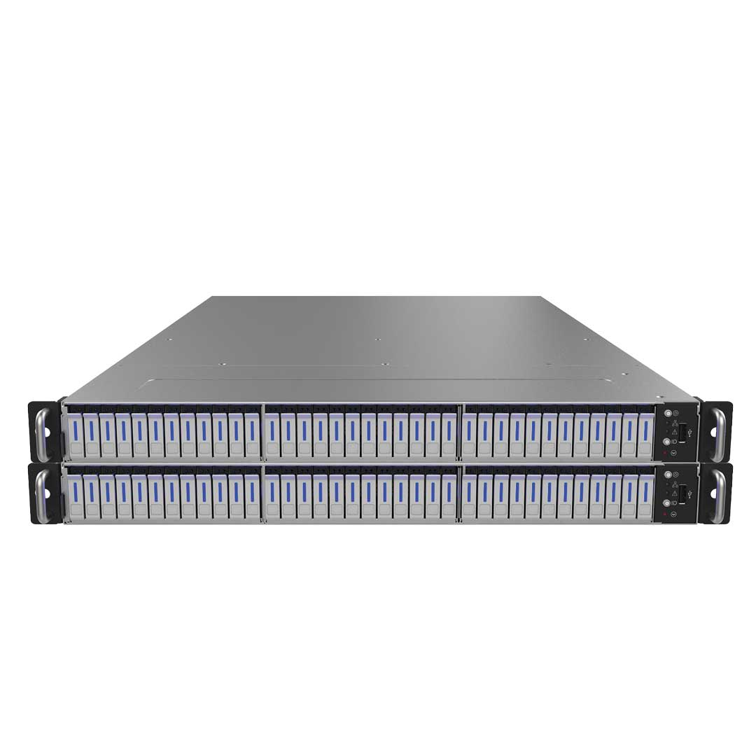 Petabyte Storage 100GbE Capture & Record System DDR7000-R2-PB