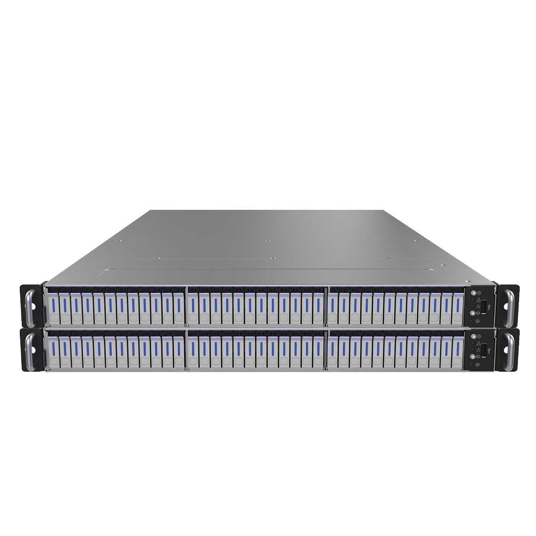 Petabyte Storage 100GbE Capture & Record System DDR7000-R2-PB