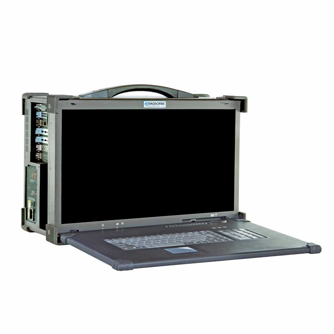 Portable High-Speed Data Acquisition & Record System DDR200-P open