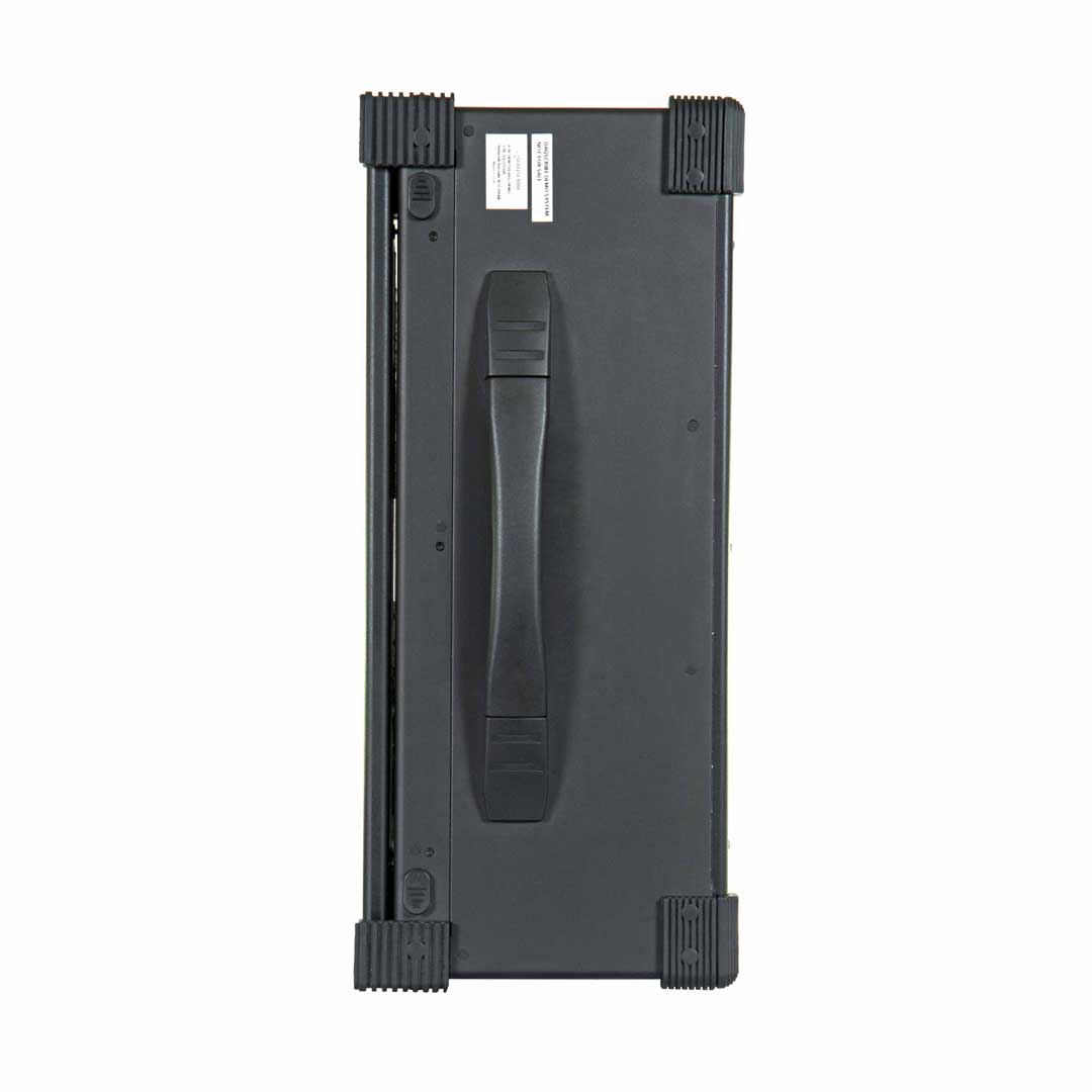 Portable high-speed data acquisition & record system DDR200-P top with handle