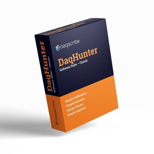 DaqHunter Software