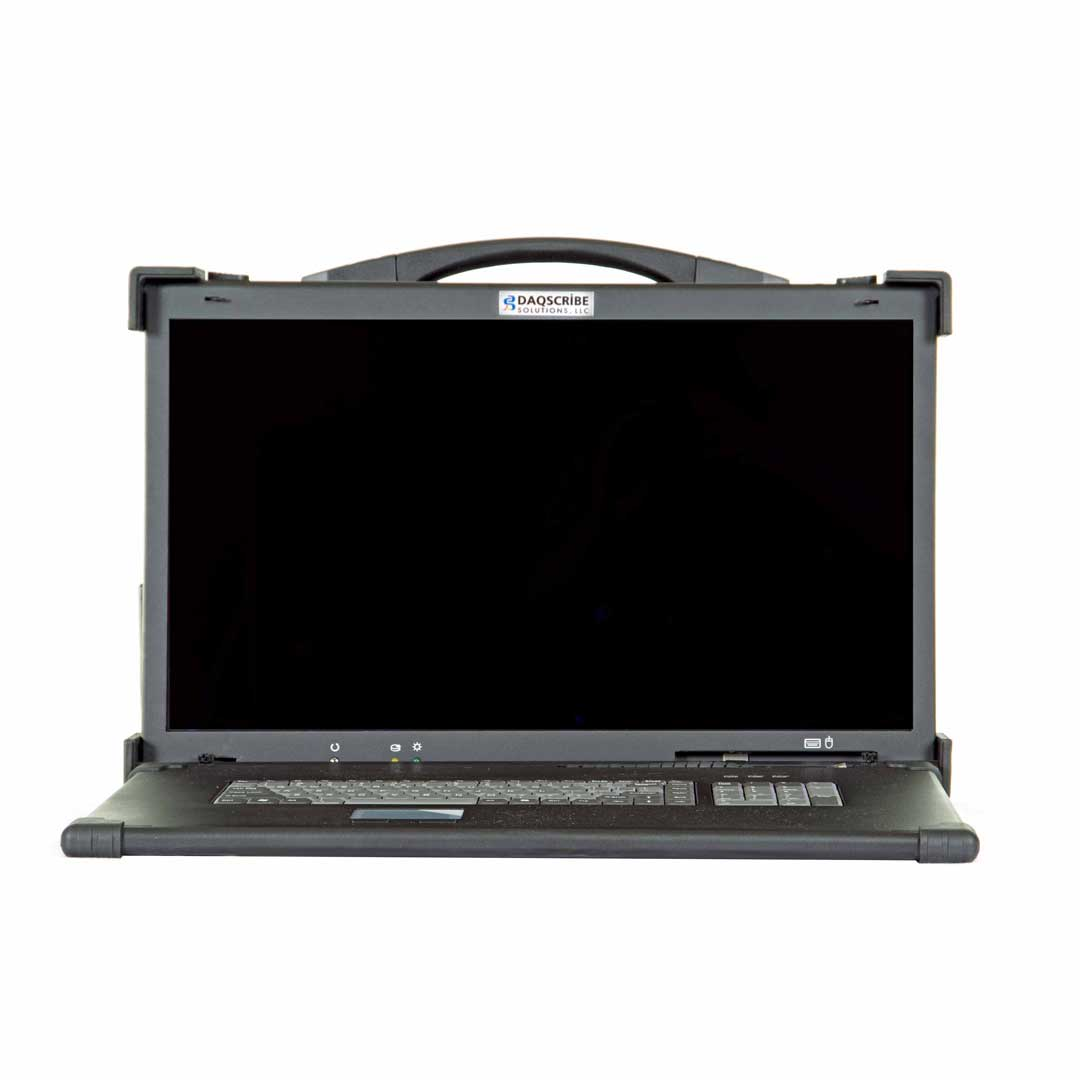 Portable High-Speed Data Acquisition & Record System DDR200-P monitor