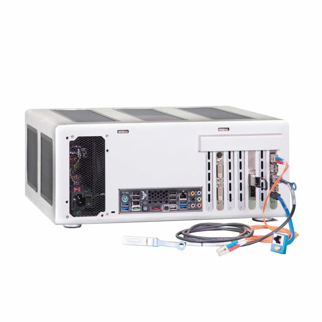 daqscribe network recorder DDR7000-D