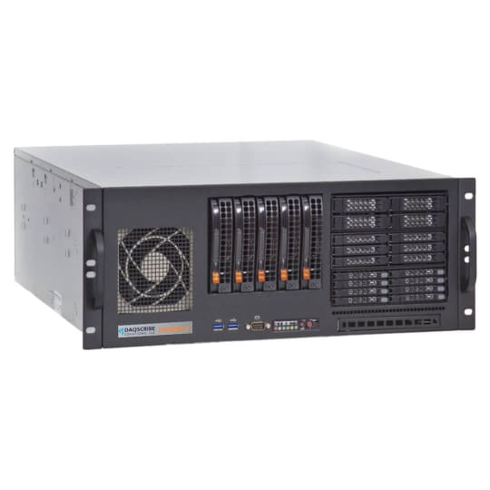 High-Speed Data Acquisition System DDR3000-R