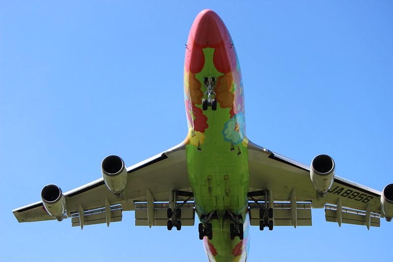 飛行機6 その1