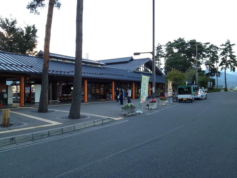 道の駅安曇野松川