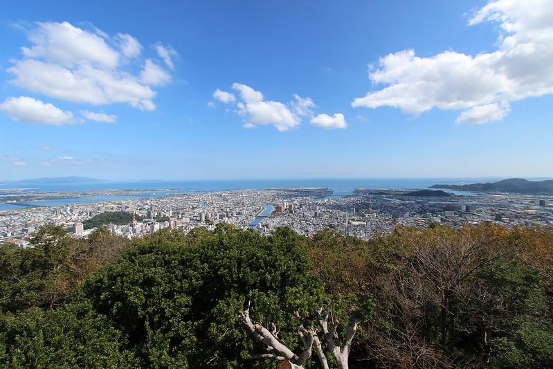 眉山からの景色 その2