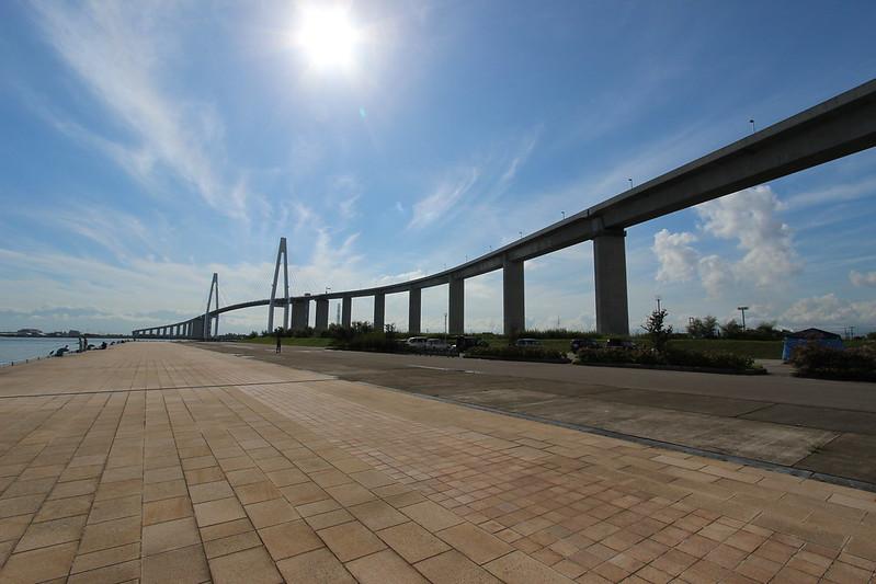 新湊大橋 その2