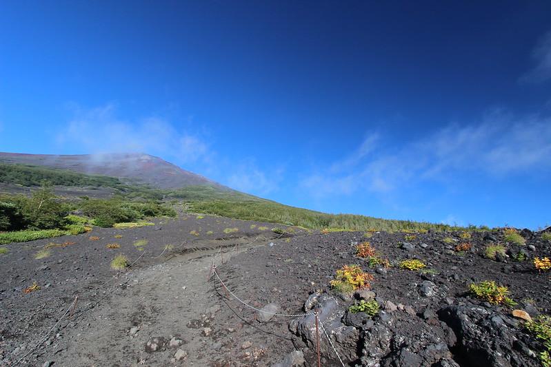 富士登山 その2