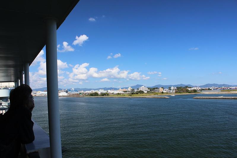 フェリー 徳島近く その2
