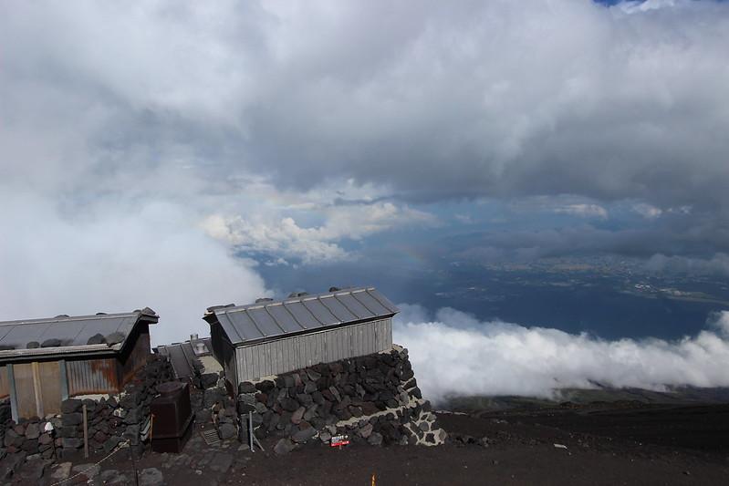 富士登山 下山 その6