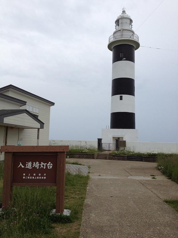 入道埼灯台