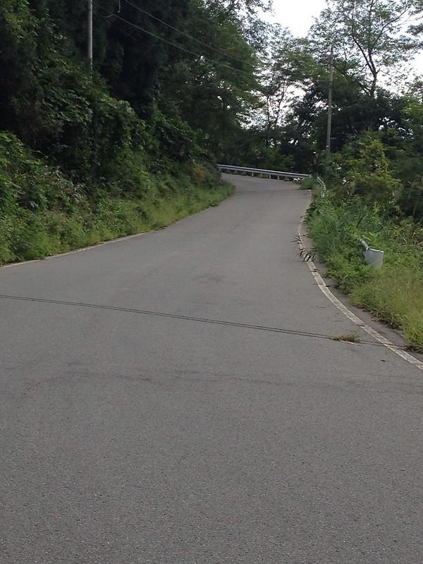 長野へ向かう道 その3