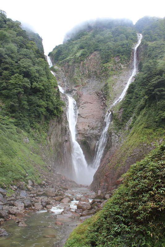 称名滝 その4
