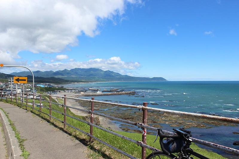 襟裳岬へ向かう道 その2