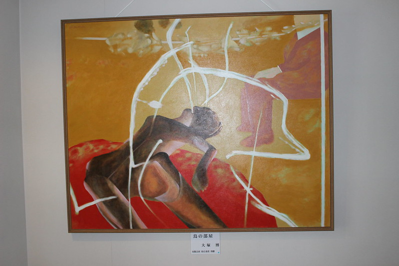 YHの絵画