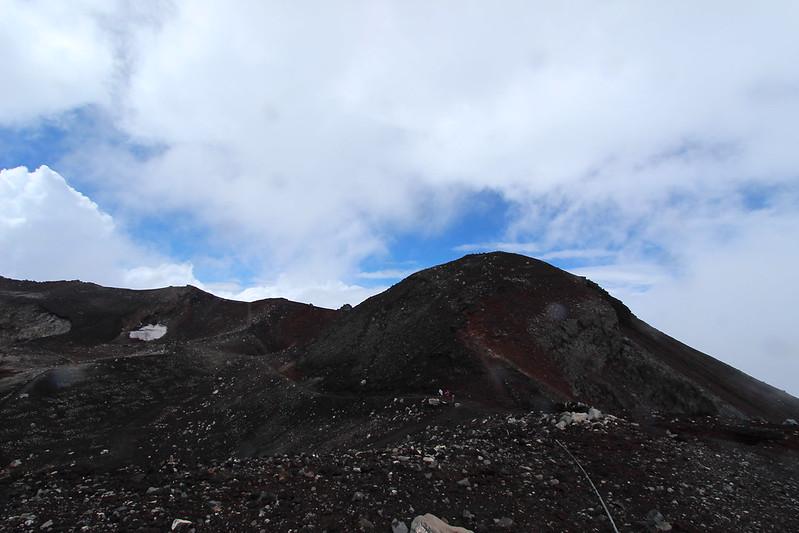 富士登山 お鉢巡り