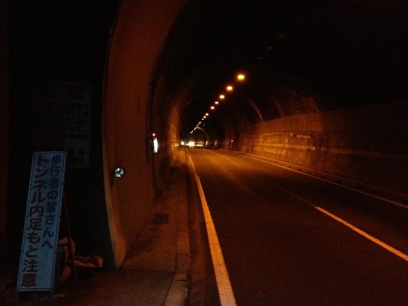 外沢トンネル その6