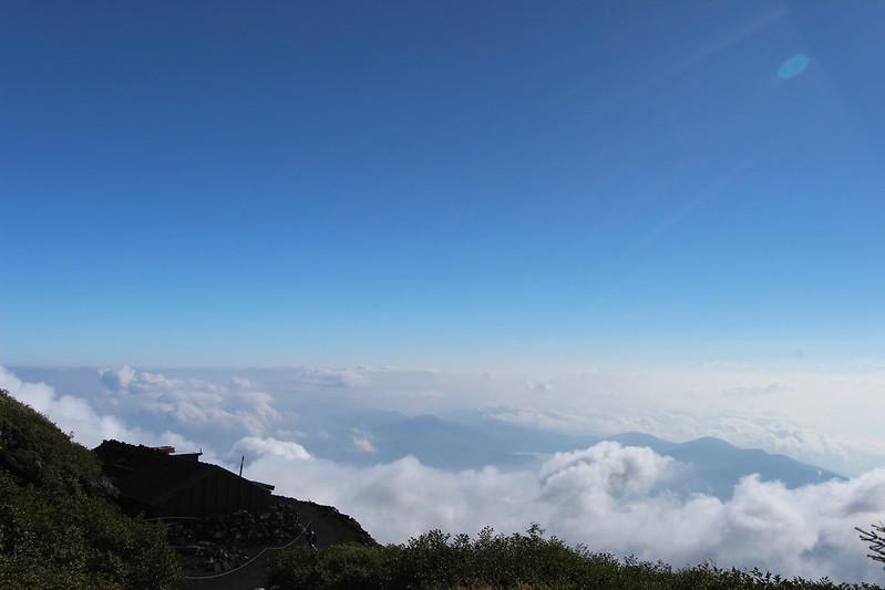 富士登山 その3