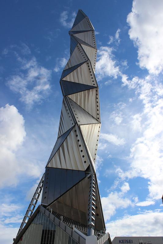 水戸芸術館シンボルタワー
