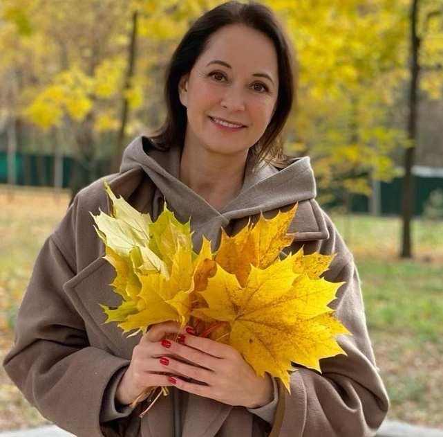 Ольга Кабо назвала себя виновницей развода с Николаем Разгуляевым