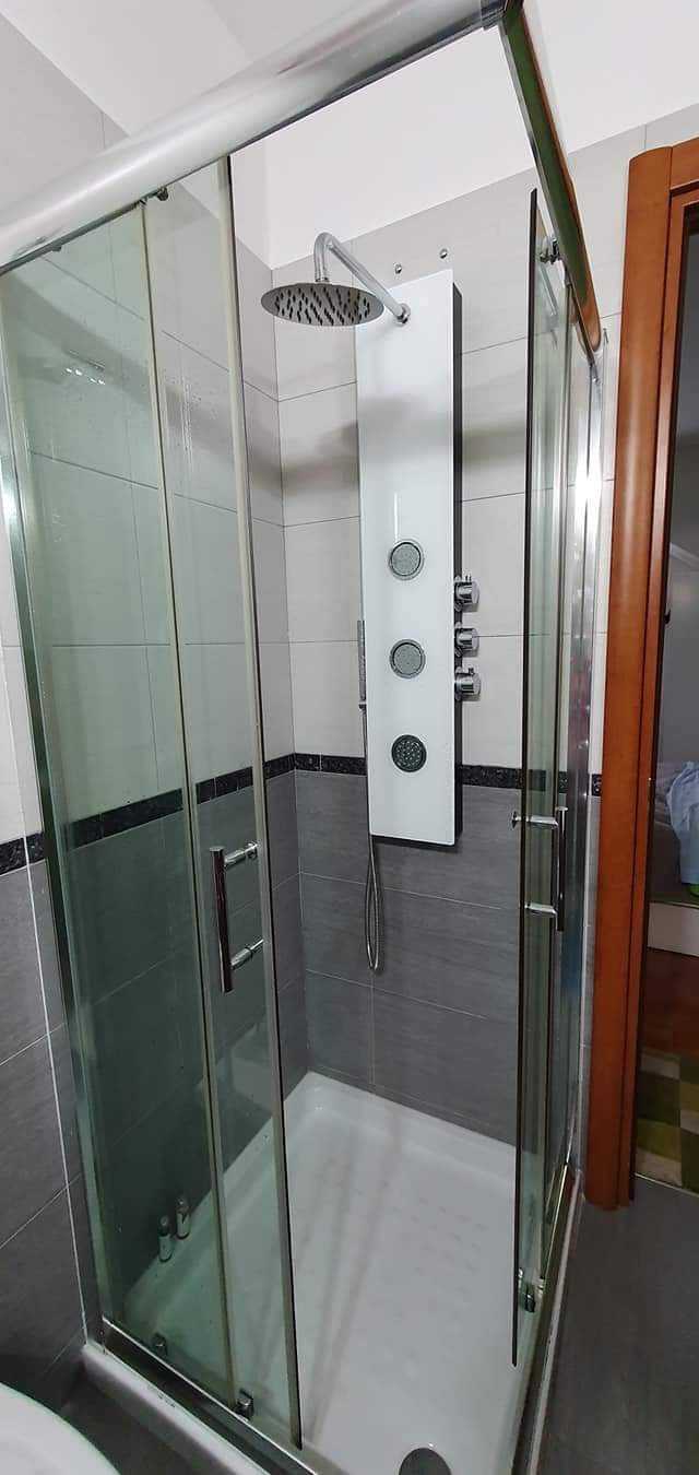 my massage shower
