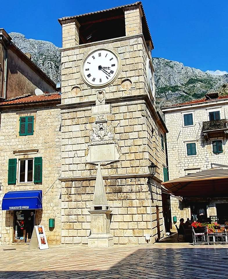 old clock kotor