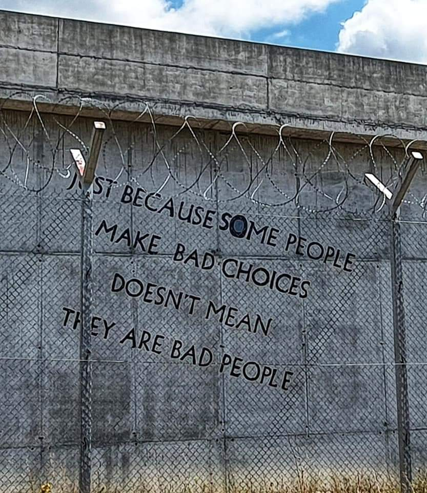 albanian prison bad choices quote