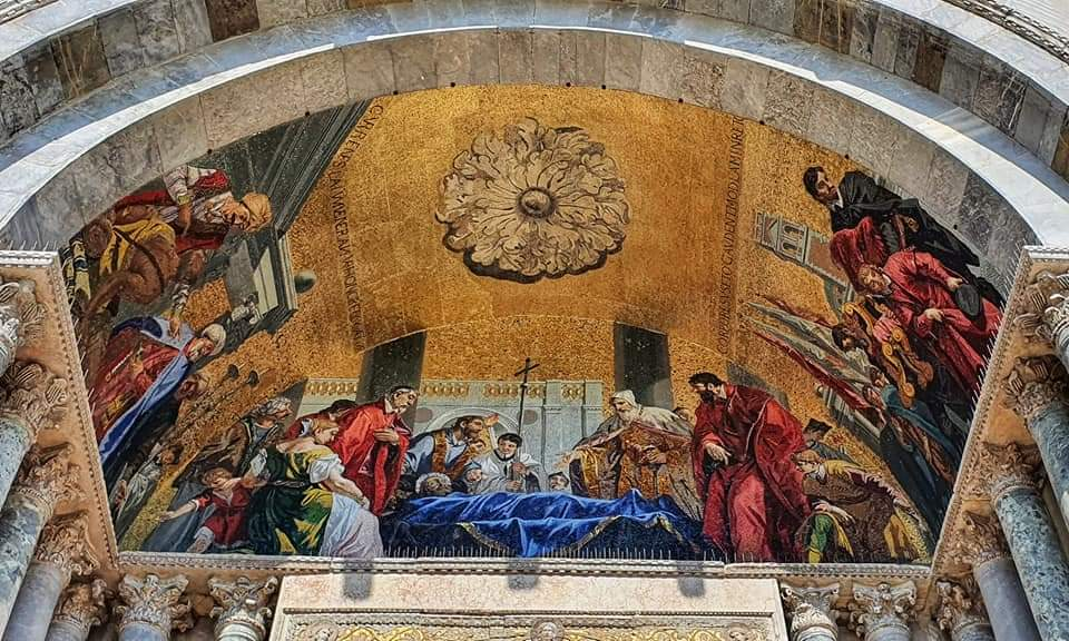 cathedral murals