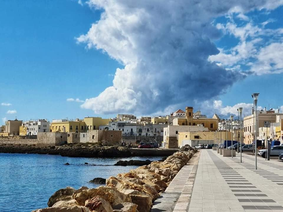 view of old town gallipoli
