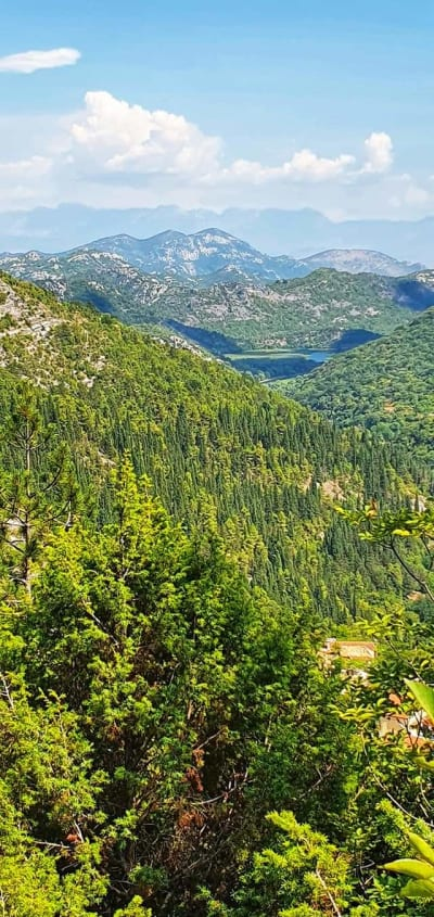 guide to montenegro - national park