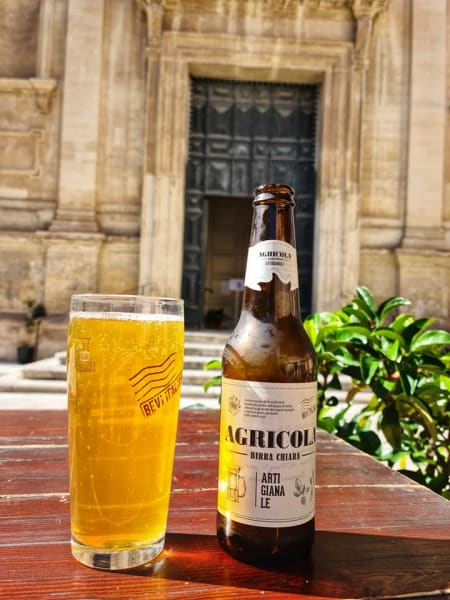 local beer in lecce