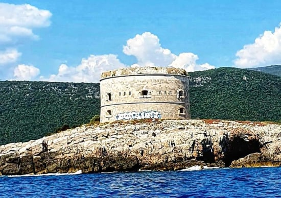 island fortifications