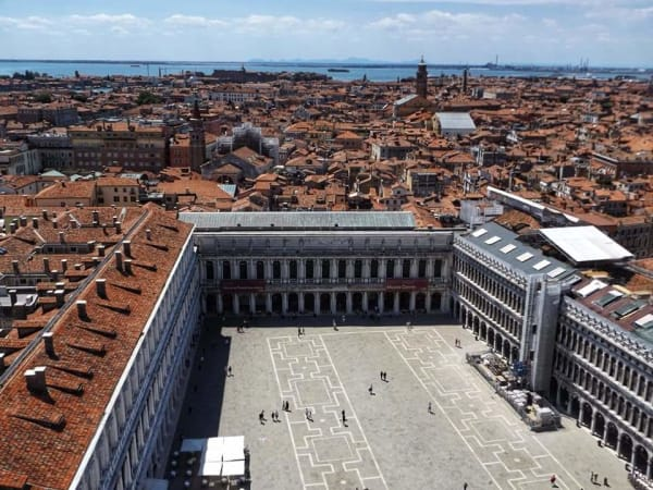 view of st marks square