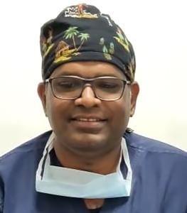 Dr. Rajesh Khanna - Anesthetist